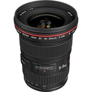 لنز کانن EF 16-35mm f/2.8L II