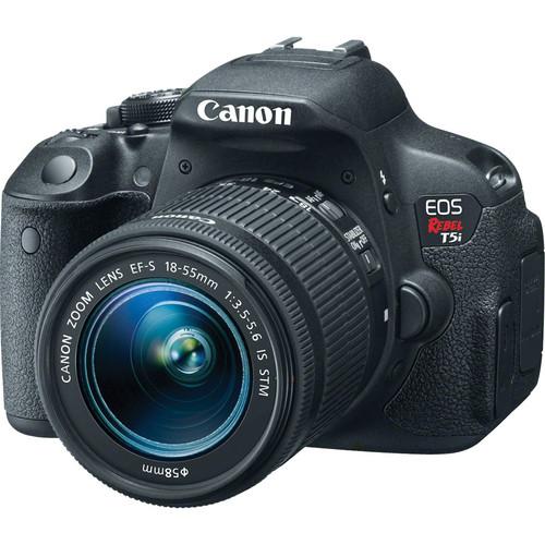 راهنمای دوربین کانن EOS 700D