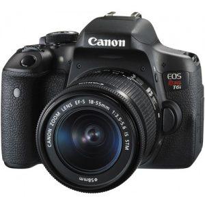 Canon EOS 750D kit 18-55 دوربین کانن EOS 750D