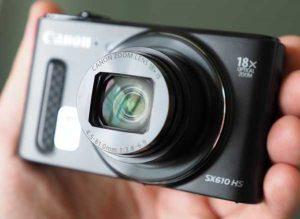 دوربین کانن SX610 HS