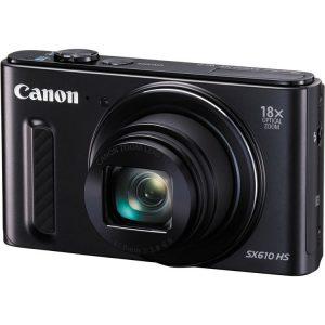 راهنمای دوربین کانن SX610 HS