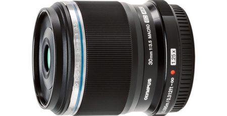 لنز الیمپوس ED 30mm F3.5 Premium Macro