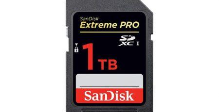 کارت حافظه ۱ ترابایتی SanDisk