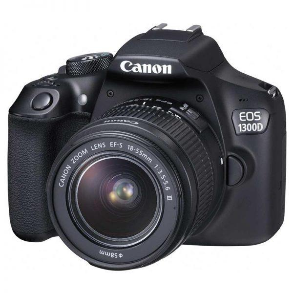 دوربین کانن 1300D با lens 18-55mm III