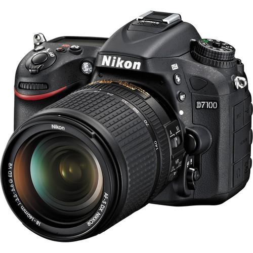 دوربین نیکون D7100, کارت حافظه sandisk 32GB 633x, کیف beyond z30