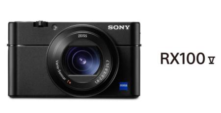 دوربین RX100 Mark V