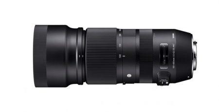 Sigma 100-400MM F5-6.3
