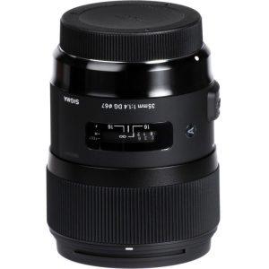لنز سیگما Sigma 35mm f/1.4 DG HSM Art