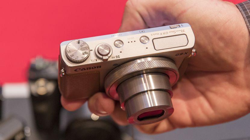 دوربین کانن G9X Mark II