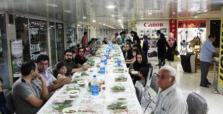 بازارچه رمضان شرکت نورنگار