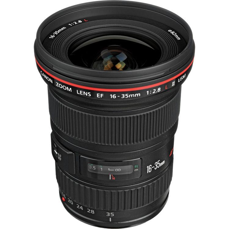 لنز کانن EF 16-35mm L II USM