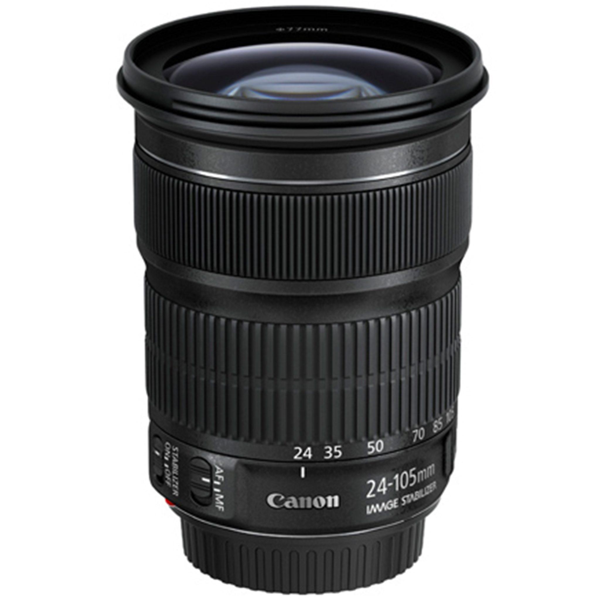 لنز کانن EF 24-105mm IS STM