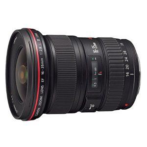 لنز کانن Canon EF 16-35mm f/2.8L II USM