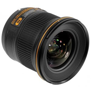 لنز نیکون Nikon AF-S NIKKOR 20mm f/1.8G ED