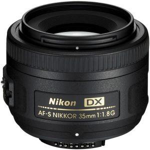 لنز نیکون AF-S DX NIKKOR 35mm