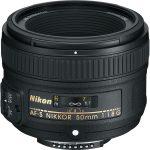 .لنز نیکون Nikon AF-S NIKKOR 50mm f/1.8G