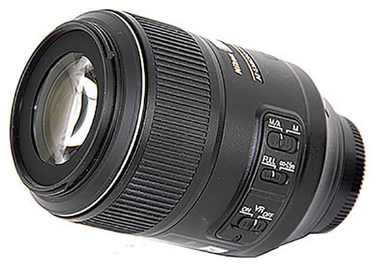 لنز Micro NIKKOR 105mm f/2.8G ED VR