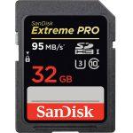 کارت حافظه SanDisk 32GB Extreme Pro