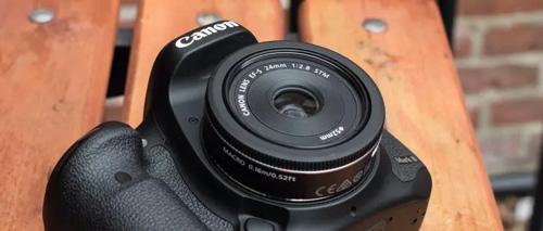 لنز کانن Canon EF-S 24mm STM