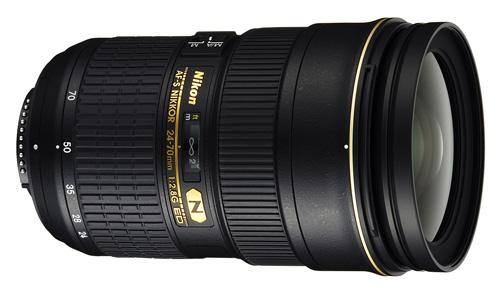 لنز نیکون Nikkor 24-70mm ED