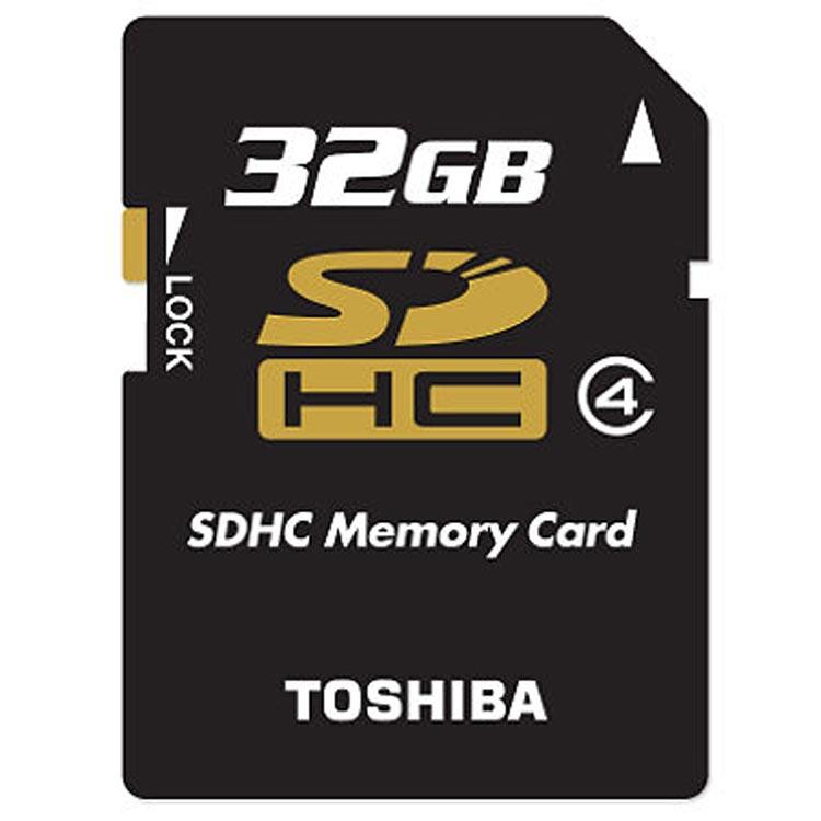 کارت حافظه Toshiba SDHC 32GB