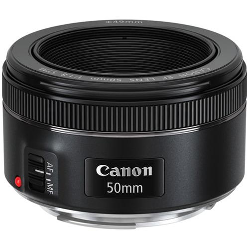 لنز کانن EF 50mm STM Canon