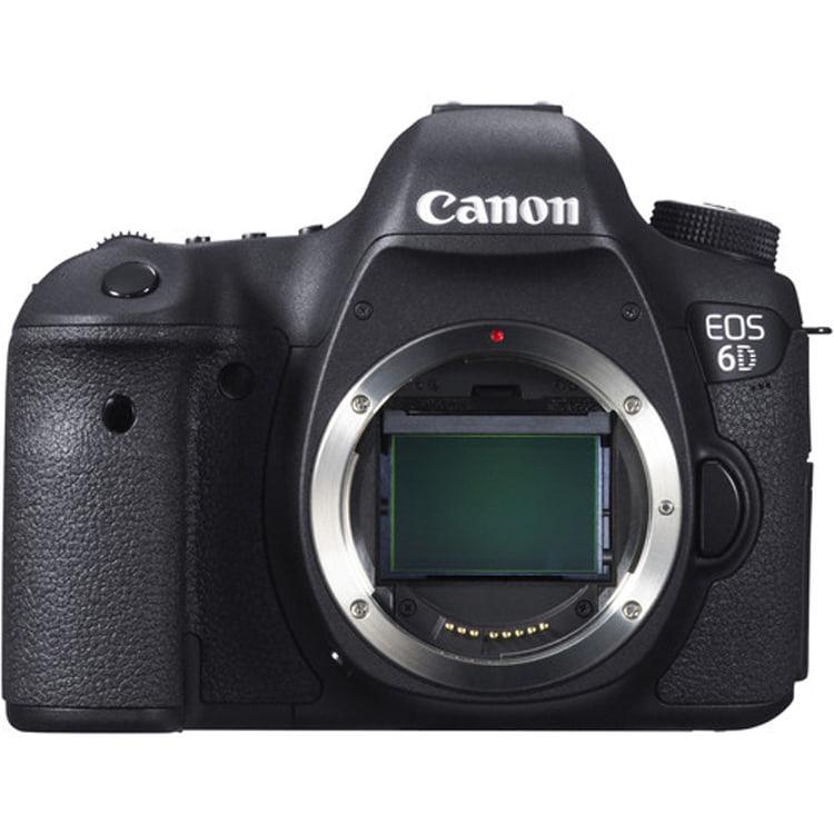 دوربین کانن EOS 6D Kit 24-105mm STM