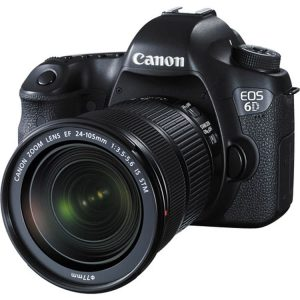 دوربین عکاسی کانن Canon EOS 6D Kit 24-105mm f/3.5-5.6 STM