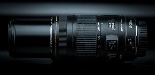 لنزکانن Canon EF 70-300mm f/4-5.6
