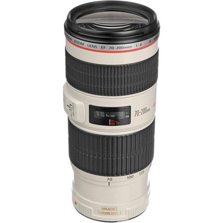 لنز کانن EF 70-200mm L IS USM