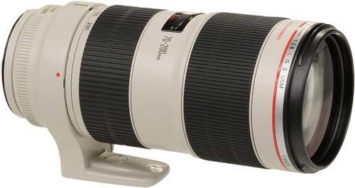 لنز کانن EF 70-200mm L IS II USM
