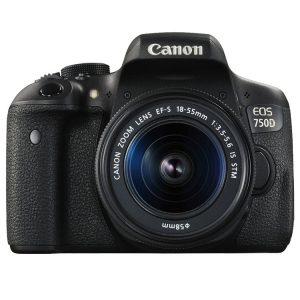 دوربین کانن EOS 750D