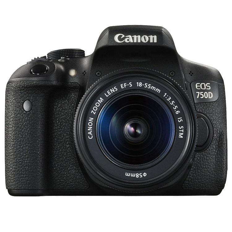 دوربین کانن EOS 750D Kit 18-55mm STM
