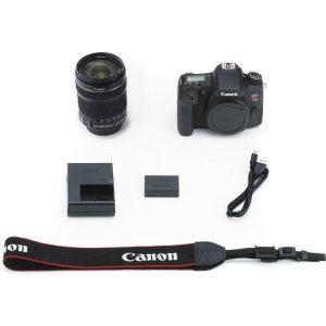 دوربین عکاسی کانن Canon EOS 760D Kit 18-135mm f/3.5-5.6 IS STM