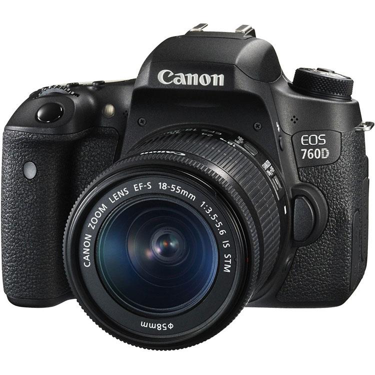 دوربین کانن Canon EOS 760D Kit STM