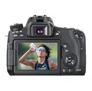 دوربین عکاسی کانن Canon EOS 760D Kit 18-55mm f/3.5-5.6 IS STM