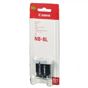 باتری کانن مشابه اصلی Canon NB-8L Lithium-Ion Battery Pack-HC