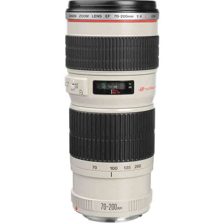 لنز کانن EF 70-200mm L USM