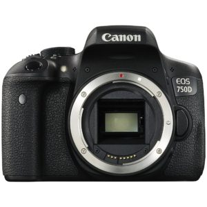 Canon EOS 750D DSLR Camera