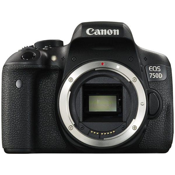 Canon EOS 750D DSLR Camera (2)
