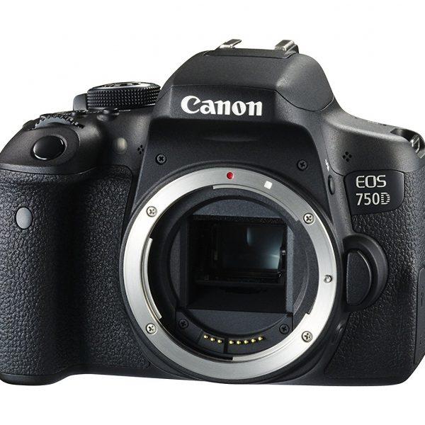 Canon EOS 750D DSLR Camera (4)