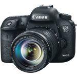 راهنمای دوربین Canon EOS-7D MK II kit 18-135 STM دوربین کانن EOS 7D Mark II