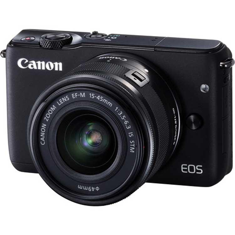 دوربین بدون آینه EOS M10 15-45mm
