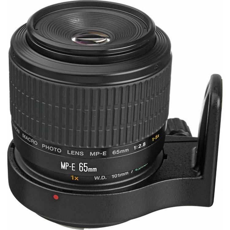لنز کانن MP-E 65mm Macro Photo