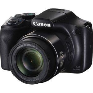 راهنمای دوربین کانن SX540