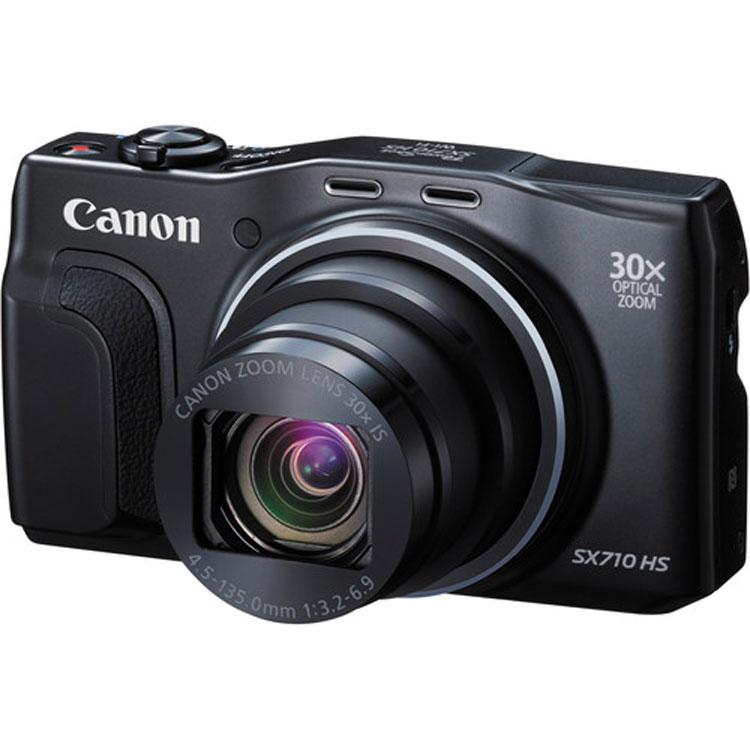 راهنمای دوربین کانن SX710 HS