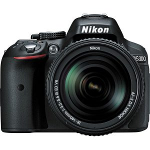 دوربین عکاسی نیکون Nikon D5300 kit 18-140mm f/3.5-5.6 G VR