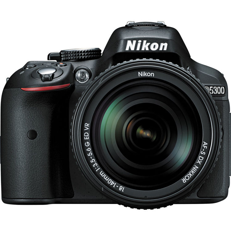 راهنمای دوربین D5300