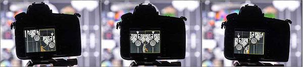 راهنمای دوربین D810