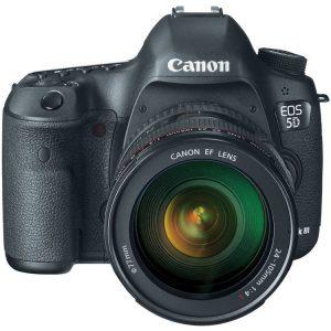 دوربین عکاسی کانن Canon EOS 5D Mark III Kit 24-105mm f/4L IS USM